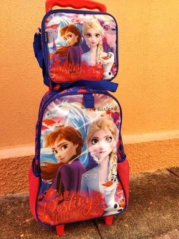 Kit bolsa Frozen.