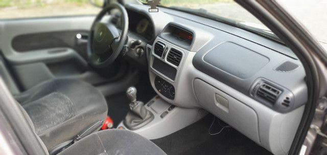 Clio sedan privilege 1.6 completo  - Foto 8