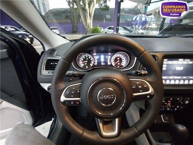 Jeep Compass 2021 2.0 16v flex longitude automático - Foto 7