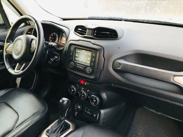 Jeep Renegade 2016 2.0 16v turbo diesel longitude 4p 4x4 automático - Foto 15