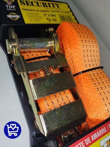 Trinquete de Arrame 8mts com Catraca R$100,00(Entrega Gratis) - Foto 3