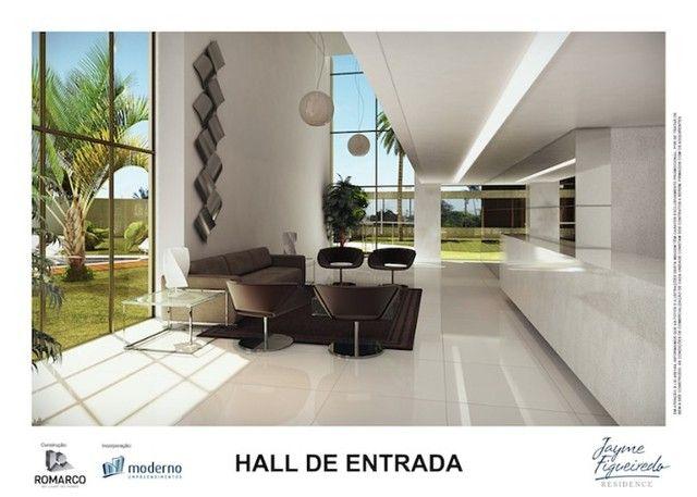 EM-Edf. Jayme Figueiredo - Super lançamento 4 quartos em Boa Viagem - 147m² - Foto 2