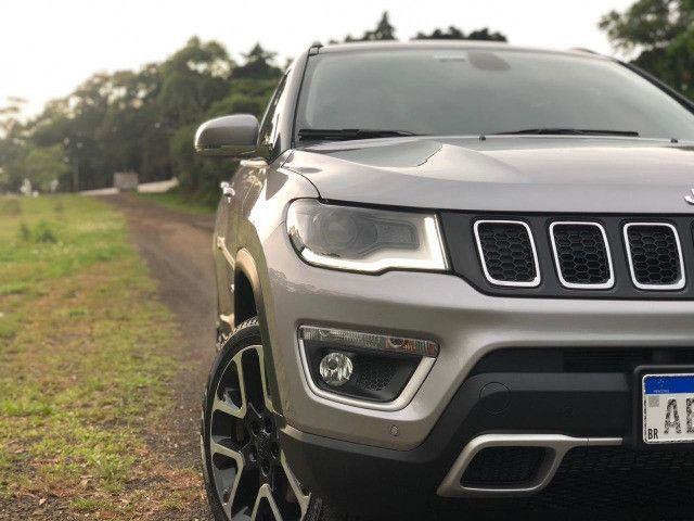 Jeep Compass Limited 2.0 4x4 Diesel 2019 - Foto 10