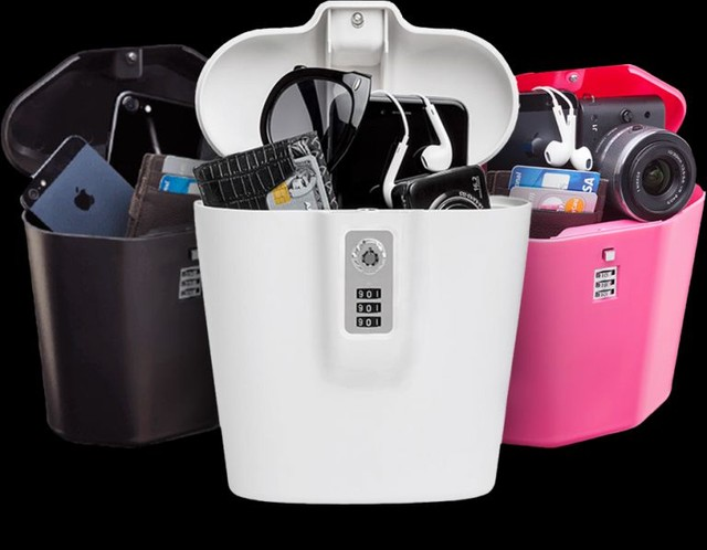Cofre Safebag
