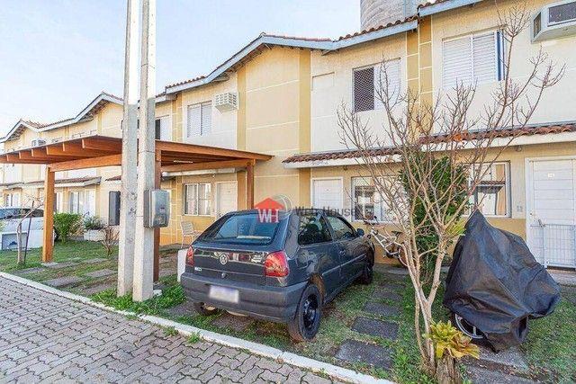 Sobrado com 2 dormitórios, 1 vaga à venda, 85 m² por R$ 228.000 - Igara - Canoas/RS