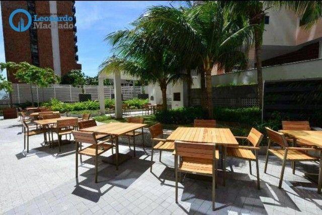 Apartamento com 2 dormitórios à venda, 47 m² por R$ 549.000,00 - Meireles - Fortaleza/CE - Foto 9