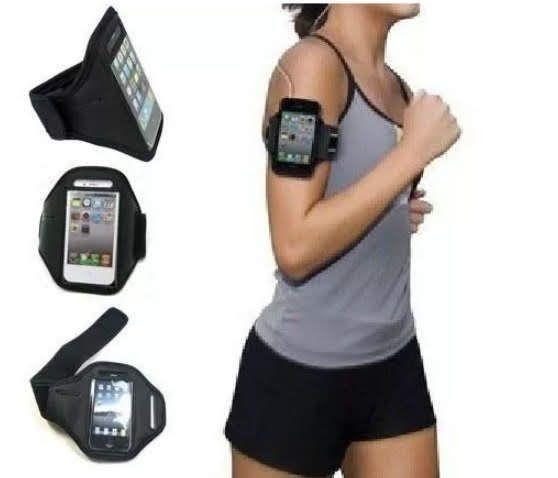 Bracelete armband resistente a água para smartphones