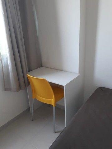 NV - Aluguel na Boa Vista, Todo mobiliado, 1 Quarto, Varanda, 1 Vaga, Lazer completo - Foto 5