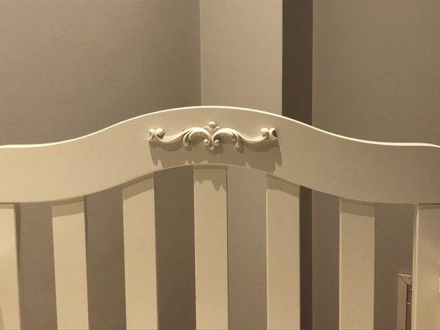Berço imperial (mini cama)+ colchão