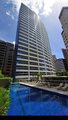 Apartamento com 2 dormitórios à venda, 47 m² por R$ 549.000,00 - Meireles - Fortaleza/CE