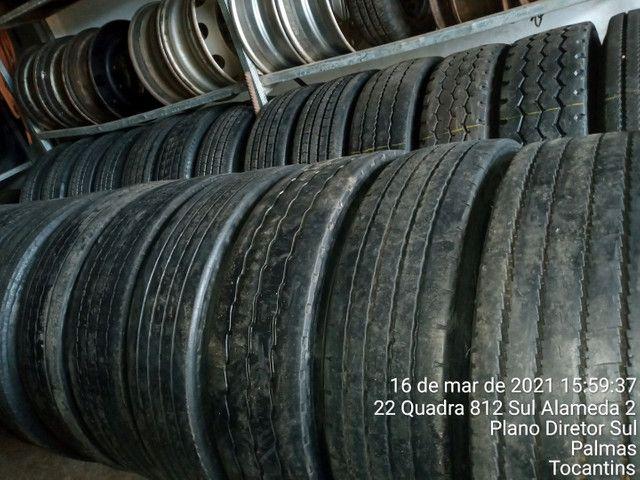 Pneus para caminhão zap * - Foto 3