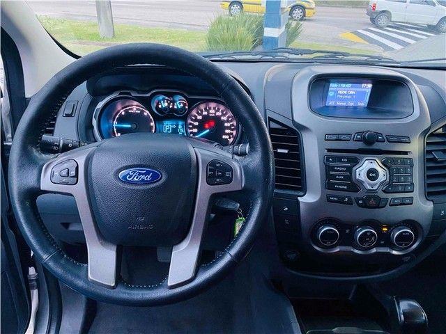 Ford Ranger 2013 3.2 xlt 4x4 cd 20v diesel 4p automático - Foto 7