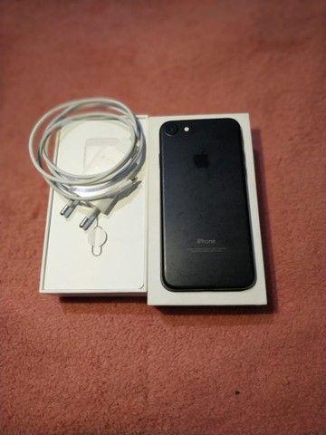 IPHONE 7 32GB preto!!