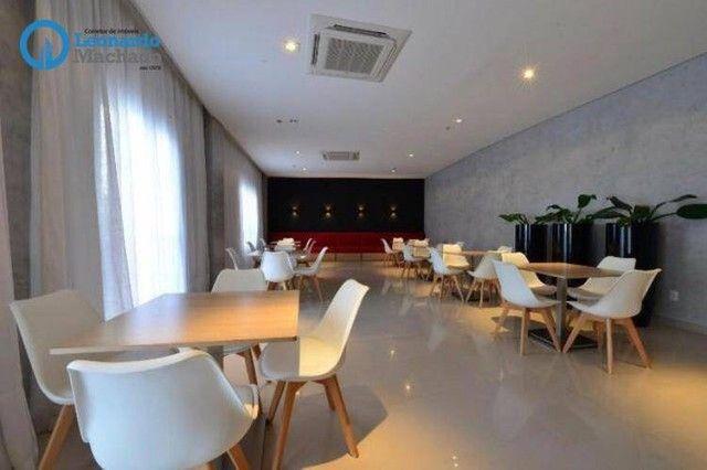 Apartamento com 2 dormitórios à venda, 47 m² por R$ 549.000,00 - Meireles - Fortaleza/CE - Foto 16