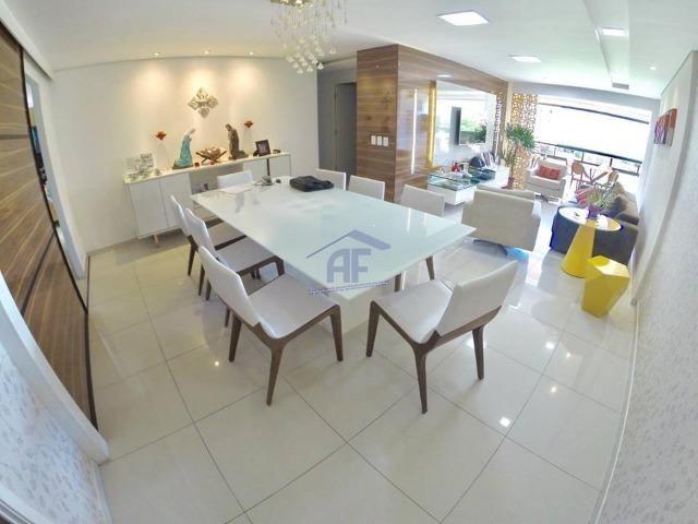 Apartamento com 4 quartos suítes - Edifício Ondas Verdes - Jatiúca
