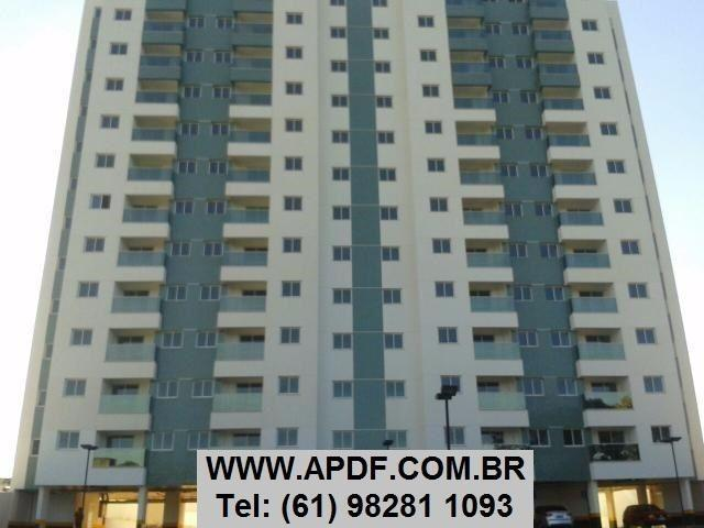Varandas do Parque - AP. 02 quartos com armários - Lazer Completo - Taguatinga Sul