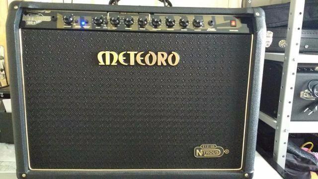 Vende-se amplificador meteroro GS 160. pouco usado