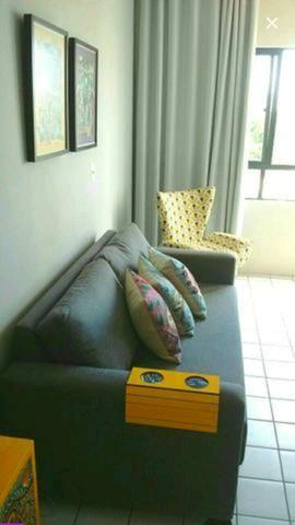 Alugo apartamento mobiliado em Boa Viagem/Recife