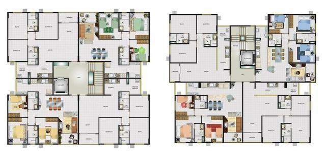 Apartamento 02 Quartos em Boa Viagem Sobrado Ascenso Ferreira