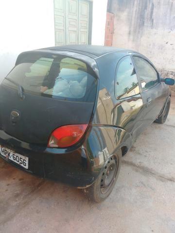Ford ka Black 2001 1.6 r $ 6 mil