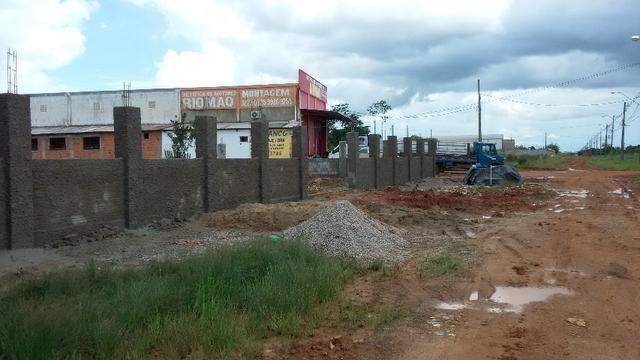 Terreno na Amadeu Barbosa, próximo ao novo Detran