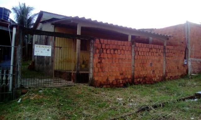Vendo casa no conj Altamira bairro placas