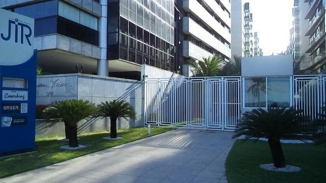 Excelente apartamento Beira Mar, Resd. JTR Edifício Canadá, Apt° 77 m², 2 quartos 1 suíte