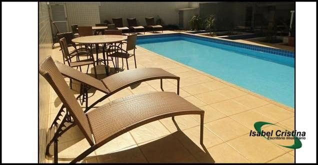 Apartamento de 03 quartos sendo 01 suíte, 72 m2, no Sagres Residencial Clube em Aguas Clar