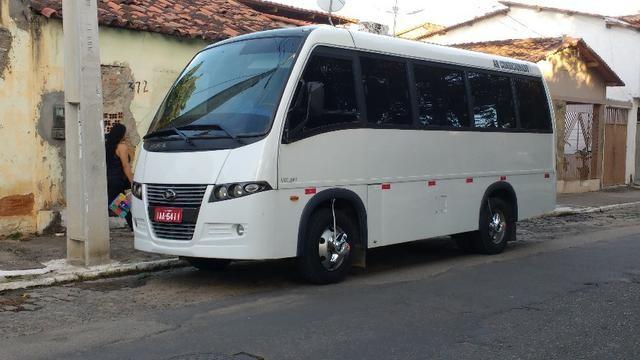 Micro ônibus volare v6 executivo,ar condicionado gelando