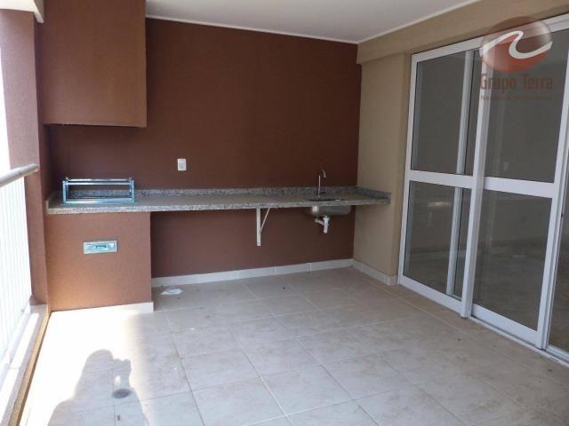 Apartamento à venda, 122 m² por r$ 573.400,00 - jardim das indústrias - são josé dos campo - Foto 3