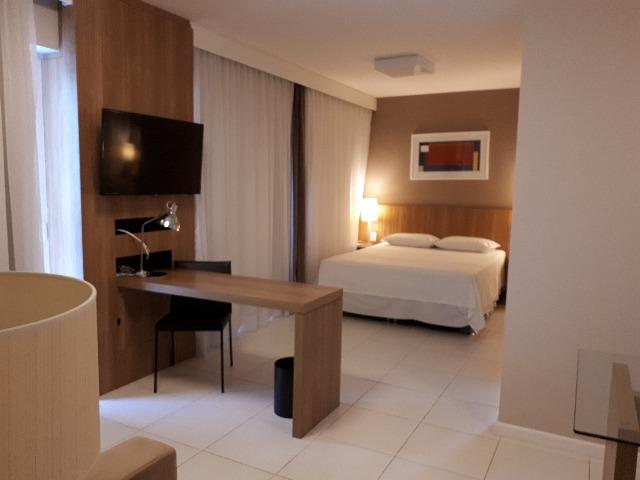 Apartamento Loft 1 Quarto Para Alugar Com Ar Condicionado