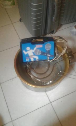 Fritadeira eletrica ibativel