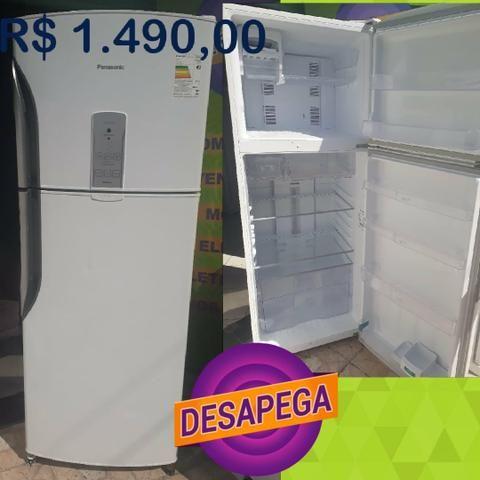 Geladeira Panasonic duplex frost free desapega