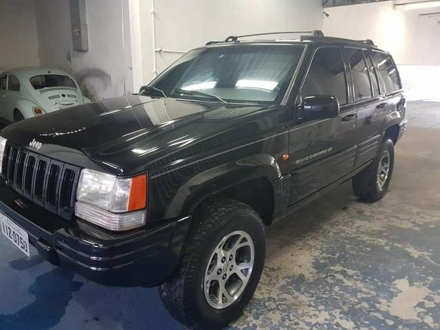 Exceptional Grand Cherokee Limited 98 Filé