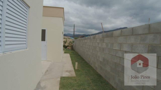 Casa com 2 dormitórios à venda, 70 m² por r$ 270.000 - jardim das gaivotas - caraguatatuba - Foto 15