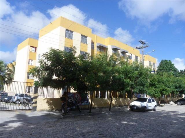 Edifício villagio água fria - apartamento para alugar no edson queiroz, fortaleza - ap0069