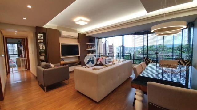 Apartamento com 3 dormitórios à venda, 129 m² por r$ 750.000,00 - centro - novo hamburgo/r - Foto 9