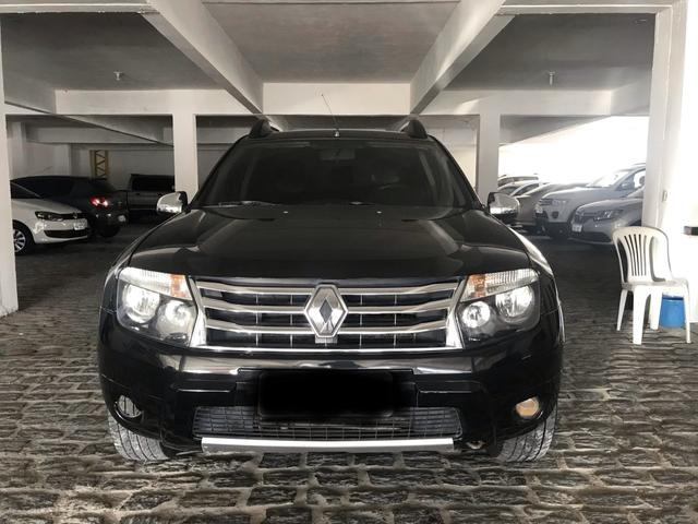 Renault Duster 1.6 TechRoad 2013 com GNV