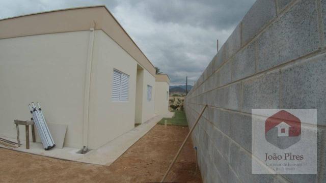 Casa com 2 dormitórios à venda, 70 m² por r$ 270.000 - jardim das gaivotas - caraguatatuba - Foto 14