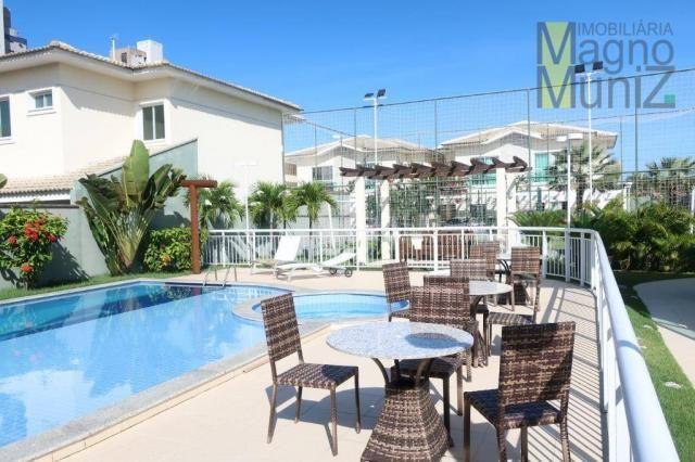 Casa duplex com 3 suítes projetadas para alugar, 140 m² por r$ 5.500/mês - praia do futuro - Foto 4