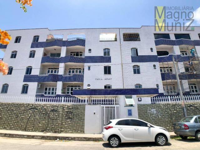 Apartamento com 3 dormitórios para alugar, 80 m² por r$ 1.000,00/mês - varjota - fortaleza - Foto 14
