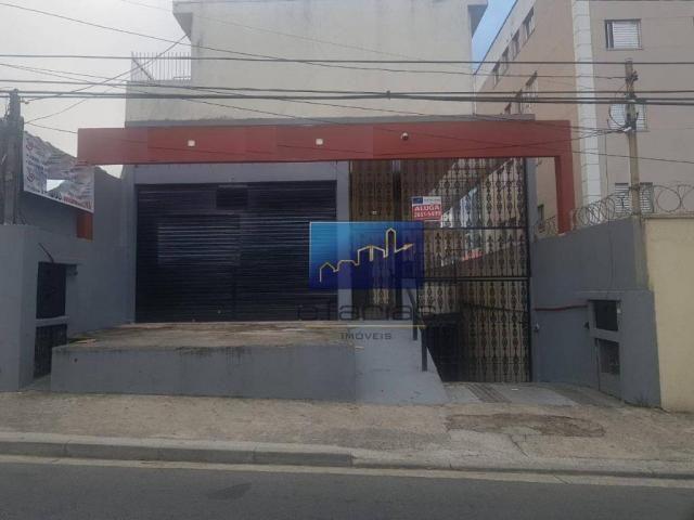 Prédio para alugar, 1000 m² por R$ 12.000/mês - Vila Esperança - São Paulo/SP