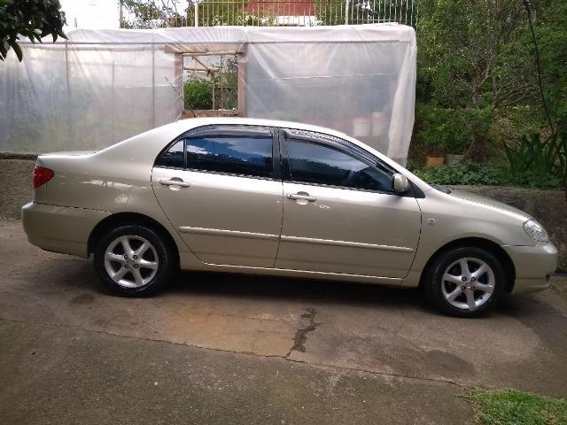 Corolla Xei, 2003, câmbio manual - Foto 7