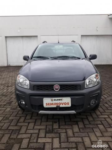 Fiat Strada Working 1.4 mpi Fire Flex 8V CD - Foto 2