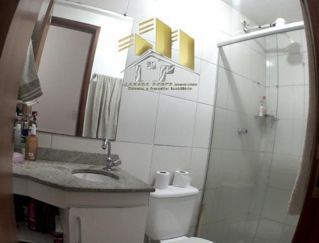 Laz - Alugo apartamento com varanda 2Q sendo uma suite condomínio com lazer completo - Foto 6