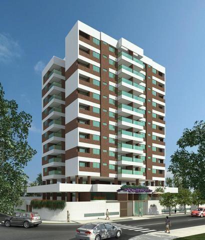 Excelente apartamento 3 quartos c/ 3 suítes em Ponta Verde