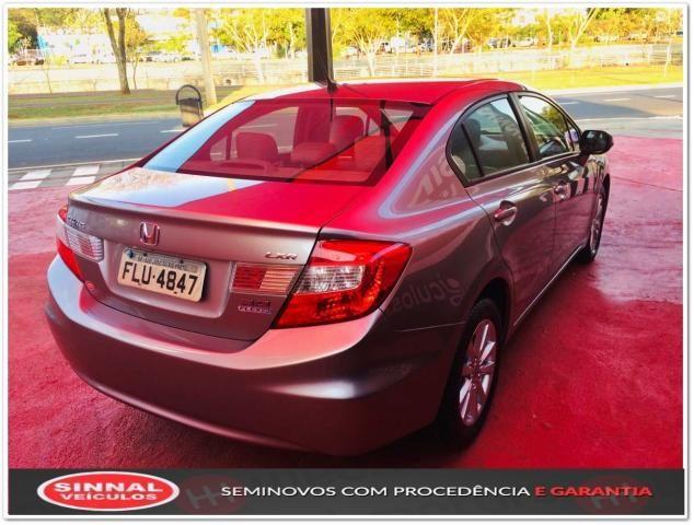 Honda Civic 2013/2014 2.0 LXR 16V Flex 4P Automático - Foto 7