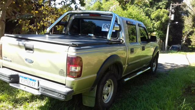 Vendo Ford Ranger 2007