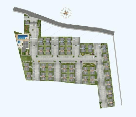 R$ 99.990 Apartamento de 2/4, no Jardim Europa - Condomínio Madrid - Feira de Santana - Foto 5