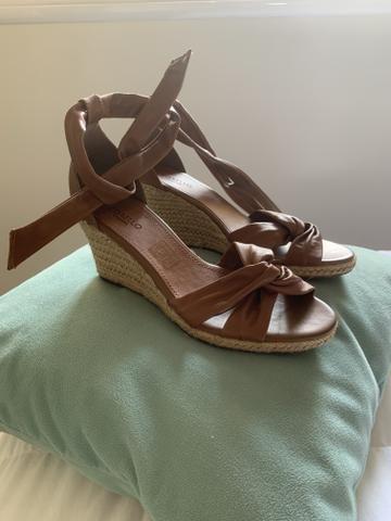 5758956b8 Sandália corello caramelo 36 nunca usada - Roupas e calçados ...